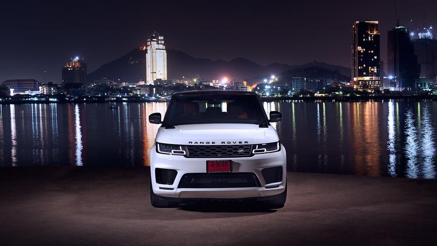 รีวิวทดสอบรถ Range Rover Sport