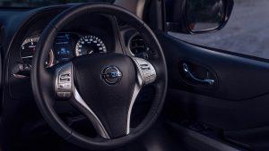 รีวิว Nissan Terra 2.3 VL 4WD (ภายใน)