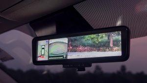 รีวิว Nissan Terra 2.3 VL 4WD (กระจกมองหลัง)
