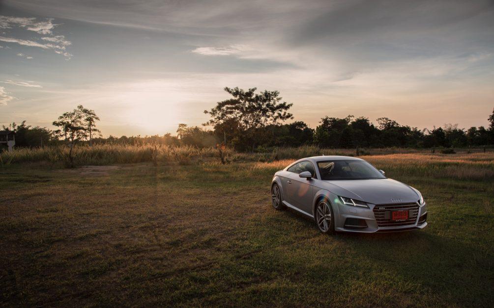 Download wallpaper Audi TT (09)
