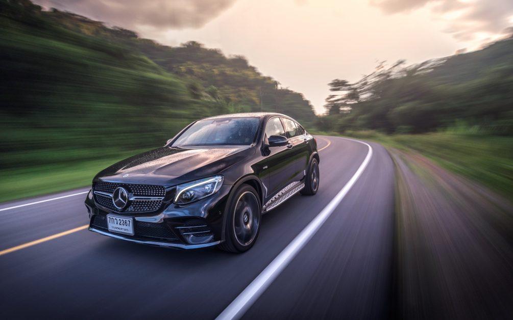 Download wallpaper Mercedes benz glc (05)