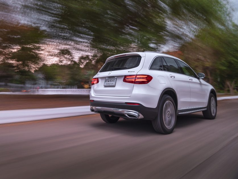 Mercedes-Benz GLC 250d