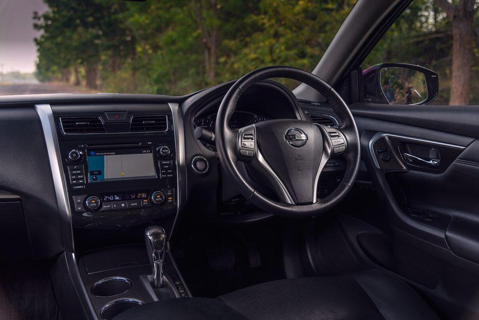 Nissan Teana 2.5 XV Navi