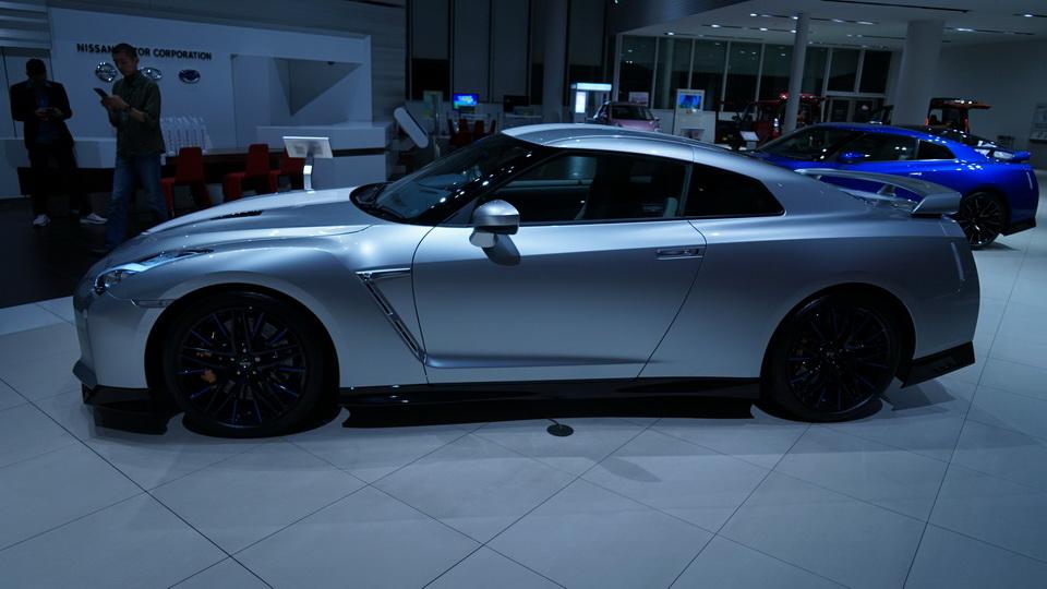 Nissan GT-R 50th Anniversary
