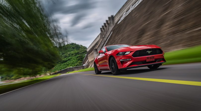 Ford Mustang 2.3L EcoBoost