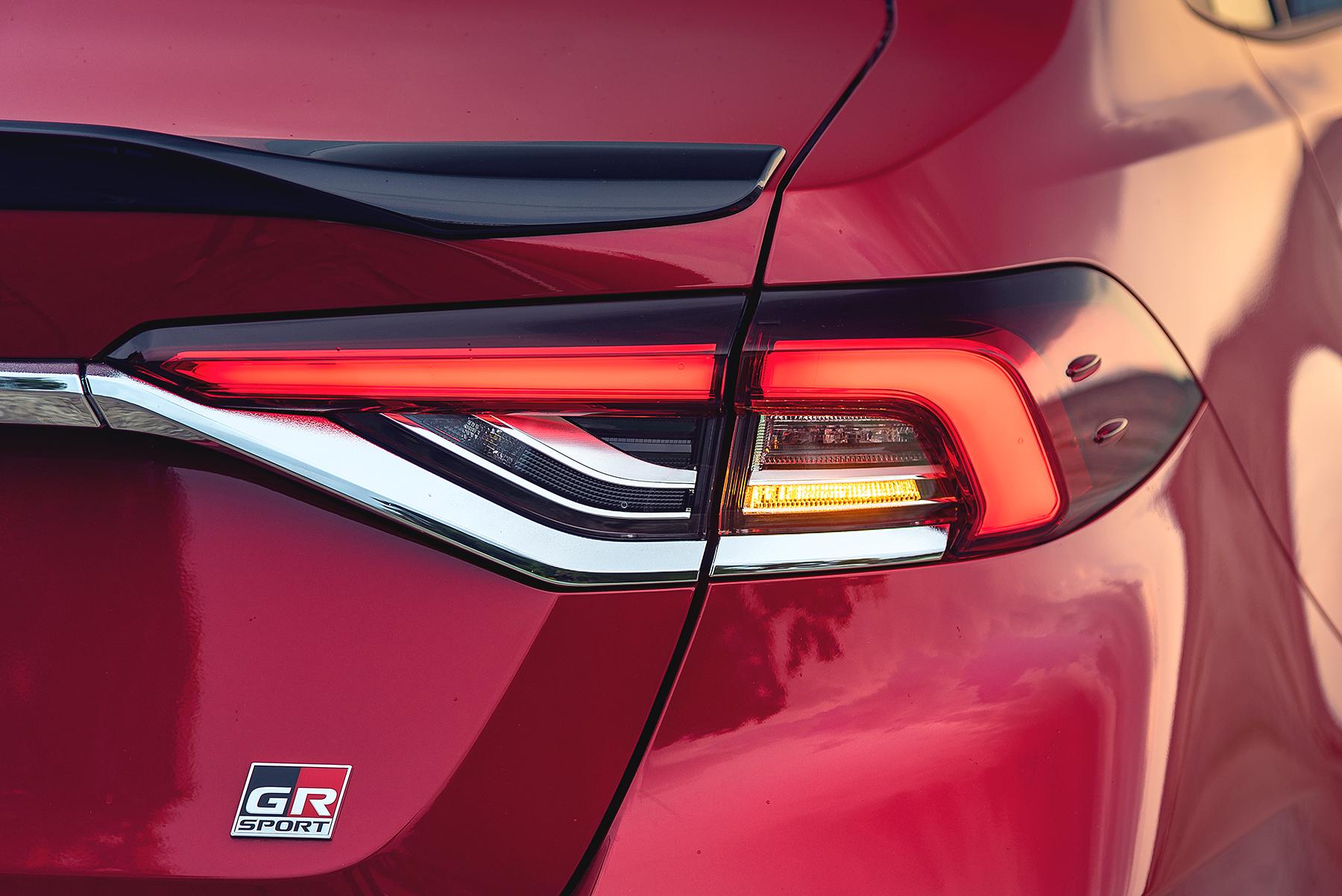 Toyota Corolla Altis GR Sport