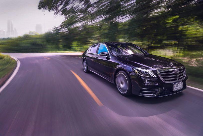 Mercedes-Benz S350d Exclusive