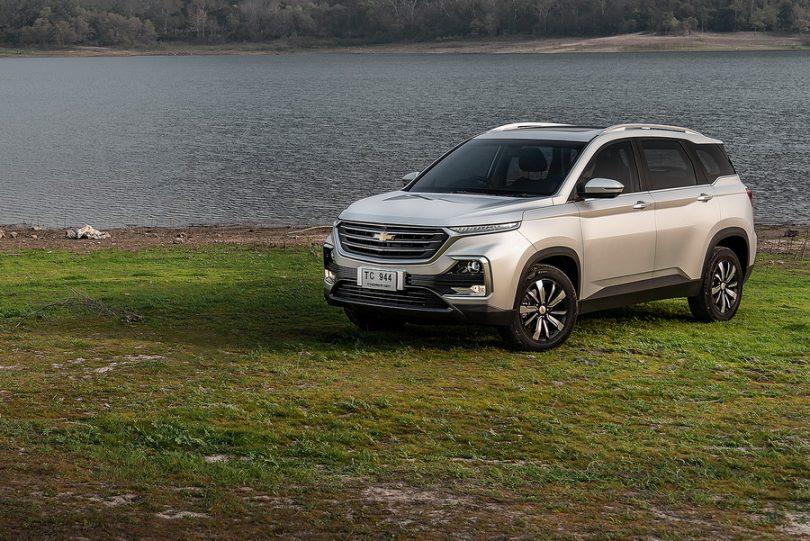 Chevrolet Captiva- Premier