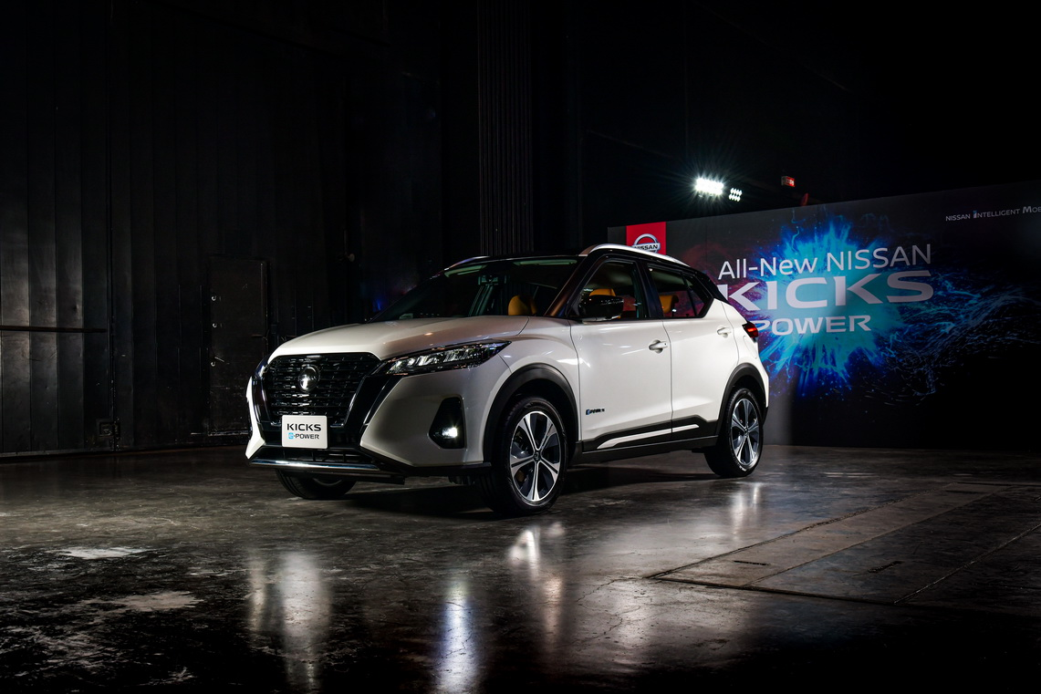 All New Nissan Kicks e-POWER 2020