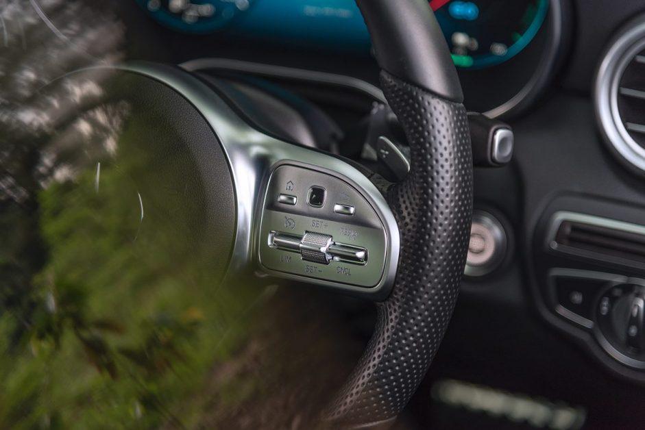 Mercedes-Benz C 300e AMG Sport