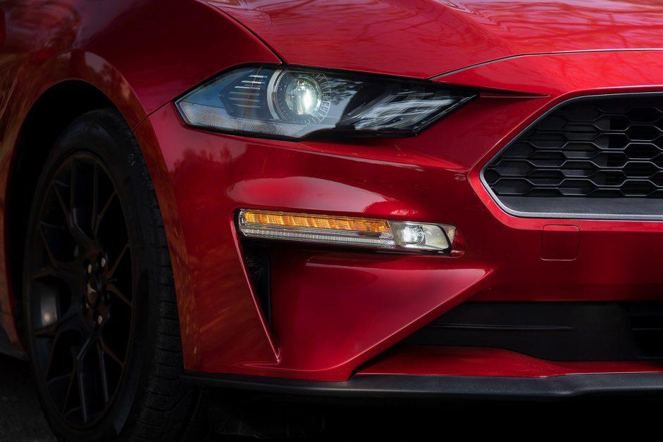 รีวิว ทดสอบ Ford Mustang 2.3L EcoBoost 55th Anniversary