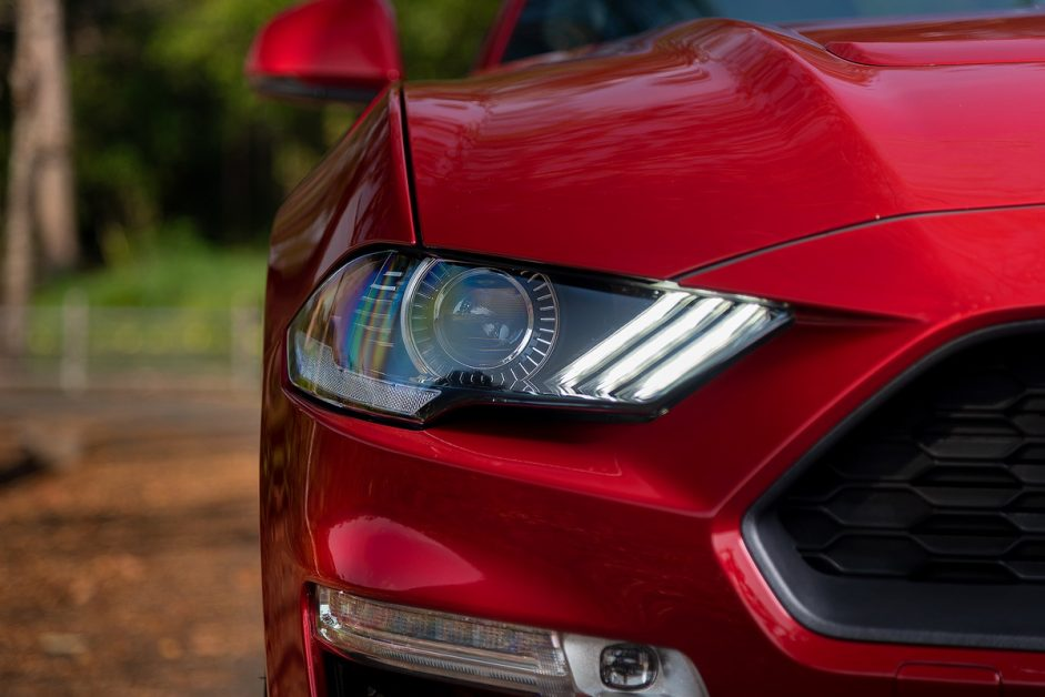 Ford Mustang 2.3L EcoBoost 55th Anniversary