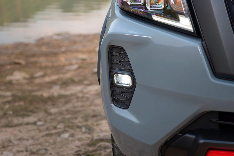 รีวิว ทดสอบ Nissan Navara PRO-4X