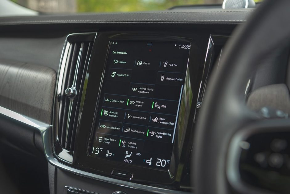 VOLVO S90 RECHARGE T8 AWD INSCRIPTION