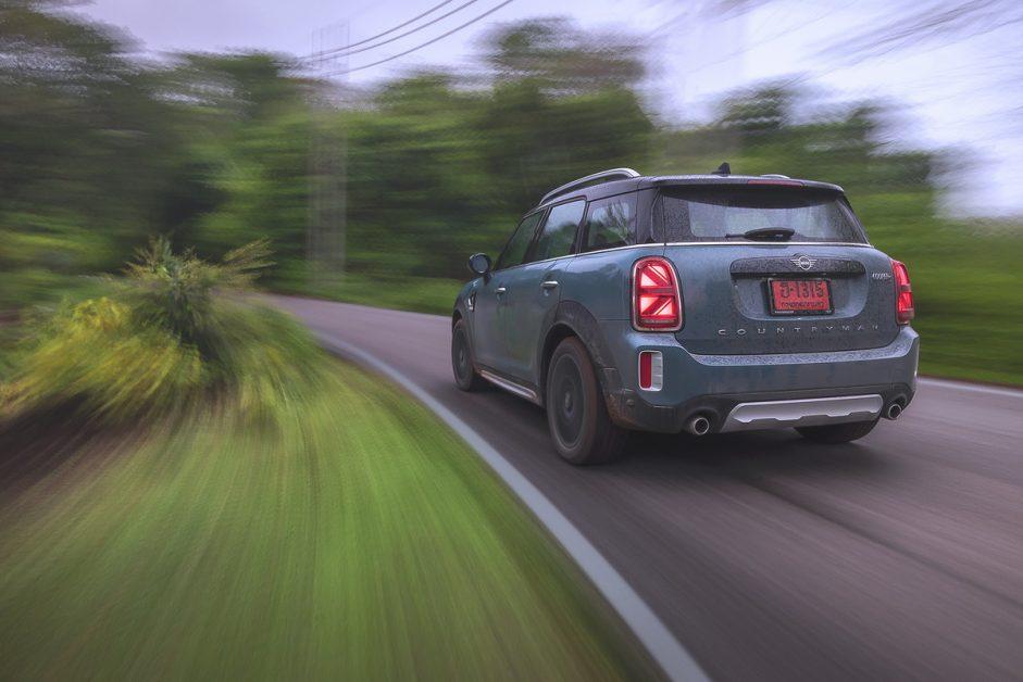 รีวิว ทดสอบ MINI Cooper S Countryman Hightrim