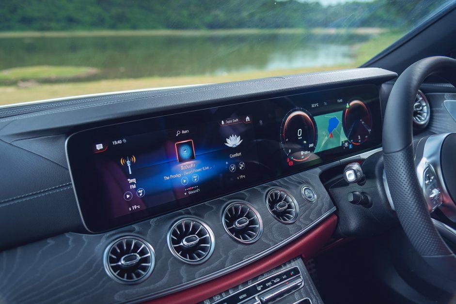 Mercedes-Benz CLS 220 d AMG Premium