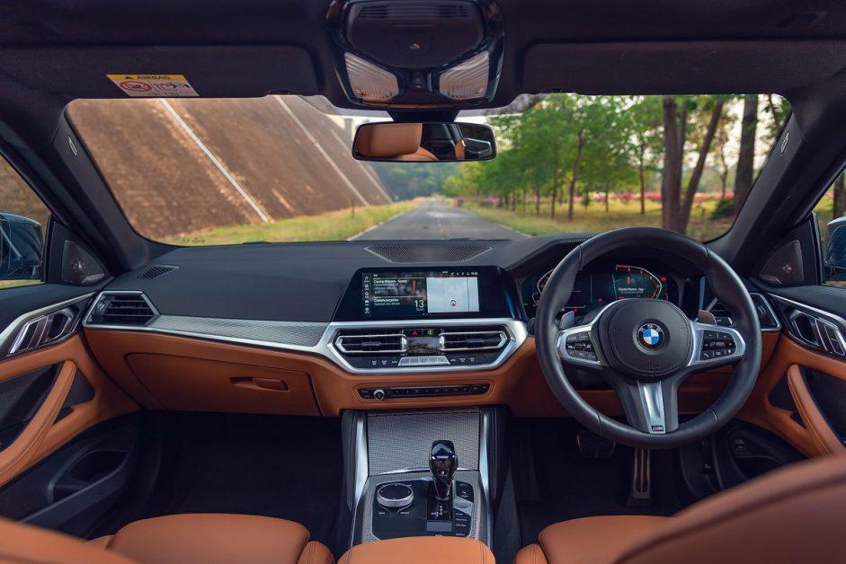 BMW 430i Coupe' M Sport